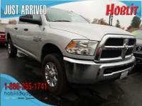 2014 Ram 3500 Tradesman Crew Cab Short Bed 4x4 Cummins