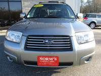 Used 2007 Subaru Forester For Sale | Wiscasset ME