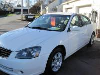 2005 Nissan Altima 4DR SDN I4 MANUAL 2.5