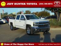 Used 2017 Chevrolet Silverado 1500 For Sale in Waco TX Serving Temple | VIN: 3GCPCSEC6HG419966