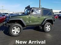Used 2007 Jeep Wrangler Sahara in Cincinnati, OH