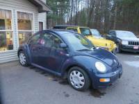 1999 Volkswagen New Beetle GLS 2dr Coupe