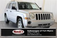 Used 2008 Jeep Patriot Sport FWD 4dr in Fort Myers