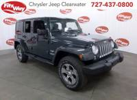Used 2017 Jeep Wrangler Unlimited Sahara in Clearwater