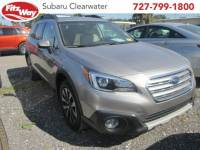 Certified Used 2015 Subaru Outback 2.5i Limited in Clearwater