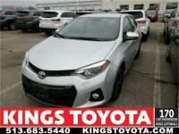 Used 2015 Toyota Corolla S Plus in Cincinnati, OH