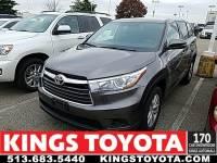 Used 2015 Toyota Highlander LE in Cincinnati, OH
