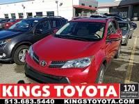 Used 2015 Toyota RAV4 XLE in Cincinnati, OH