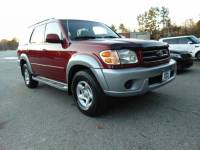 2001 Toyota Sequoia SR5 4WD 4dr SUV