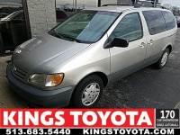 Used 2002 Toyota Sienna CE in Cincinnati, OH