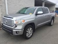 Pre-Owned 2014 Toyota Tundra Limited RWD 4D CrewMax