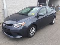 Pre-Owned 2016 Toyota Corolla L FWD 4D Sedan
