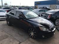 2008 Lexus IS 250 Base 4dr Sedan 6A