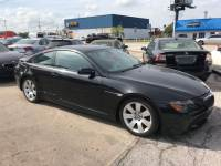 2005 BMW 6 Series 645Ci 2dr Coupe