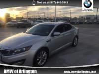 Used 2012 Kia Optima EX Sedan Front-wheel Drive in Arlington