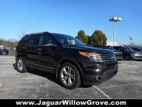 Pre-Owned 2013 Ford Explorer Limited 4WD