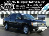 2012 Chevrolet Avalanche 4x4 LT 4dr Crew Cab Pickup