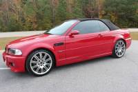 2005 BMW M3 2dr Convertible