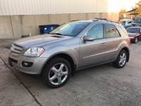 2008 Mercedes-Benz M-Class AWD ML 320 CDI 4MATIC 4dr SUV