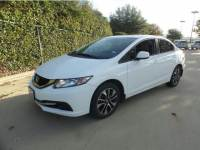 2013 Honda Civic Sedan EX 4dr Car