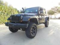 2010 Jeep Wrangler Unlimited Rubicon Sport Utility