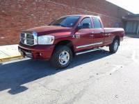 2007 Dodge Ram Pickup 3500 4x4 Laramie 4dr Quad Cab LB