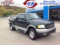 Pre-Owned 2001 Ford F-150 XL SuperCab Flareside 4WD 4WD