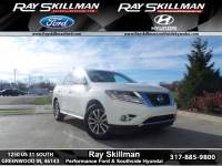 Pre-Owned 2016 Nissan Pathfinder SV FWD SUV