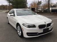 Certified 2014 BMW 5 Series 535i xDrive for sale in MA