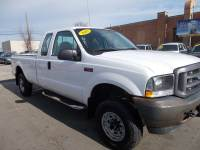 2003 Ford F-250 Super Duty 4dr SuperCab XL 4WD LB