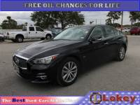 Used 2016 INFINITI Q50 2.0t Premium Sedan in Clearwater, FL