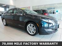 2014 Lincoln MKZ Hybrid in West Springfield MA