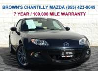 2014 Mazda MX-5 Miata Sport w/Convenience Package Convertible in Chantilly