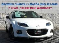 2015 Mazda MX-5 Miata Club Hard Top Convertible in Chantilly