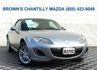 2009 Mazda MX-5 Miata Sport Convertible in Chantilly