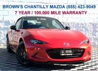 2017 Mazda MX-5 Miata w/Brembo and BBS Pa Club Convertible in Chantilly