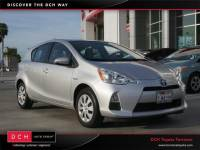Used 2014 Toyota Prius c Four in Torrance CA