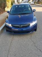 2009 Honda Civic LX-S 4dr Sedan 5A