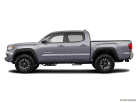 2016 Toyota Tacoma 4WD Double Cab Short Bed V6 Automatic Limited