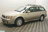 Pre-Owned 2004 Subaru Legacy Wagon Natl 5dr Outback Ltd Automatic AWD
