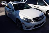 Used 2014 Mercedes-Benz C-Class C 250 Sport Sedan