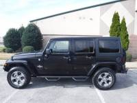 2013 Jeep Wrangler Unlimited 4x4 Freedom Edition 4dr SUV