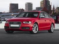 Pre-Owned 2013 Audi S4 3.0T Premium Plus quattro 4D Sedan
