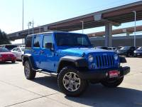 CERTIFIED PRE-OWNED 2015 JEEP WRANGLER UNLIMITED RUBICON 4WD