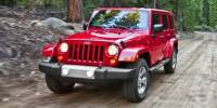 Pre-Owned 2014 Jeep Wrangler Unlimited SPORT Accident Free, Sunroof, A/C,