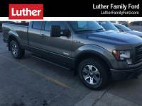 2013 Ford F-150 4WD Supercab 145 FX4 Truck SuperCab 6