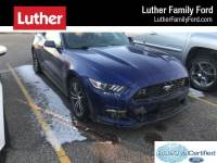 2016 Ford Mustang EcoBoost Premium Convertible I-4 cyl
