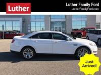 2013 Ford Taurus Limited AWD Sedan V-6 cyl