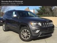 2015 Jeep G.CHEROKEE LTD in Pittsburgh