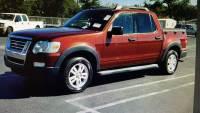 2009 Ford Explorer Sport Trac 4x4 XLT 4dr Crew Cab (V6)